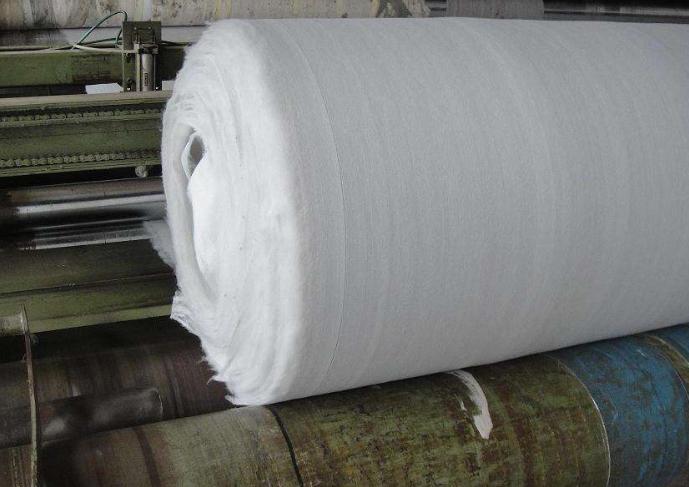 涤纶长丝无纺土工布