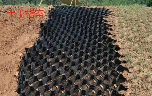 土工格室的这些优点导致它适合坡面应用!