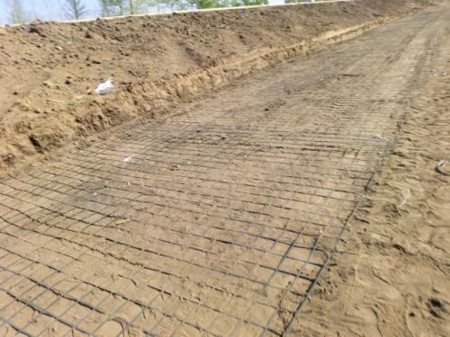 安徽玻纤土工格栅施工里面处理的要求