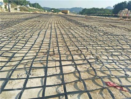 地基建设使用土工格栅