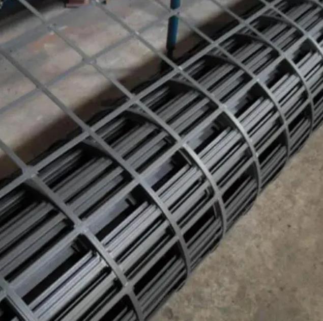 钢塑土工格栅施工选材