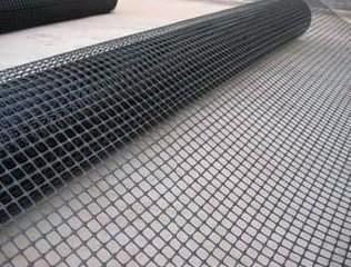 钢塑土工格栅能解决车辙问题吗?